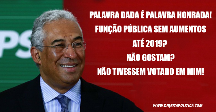 PORTUGAL ANTÓNIO COSTA